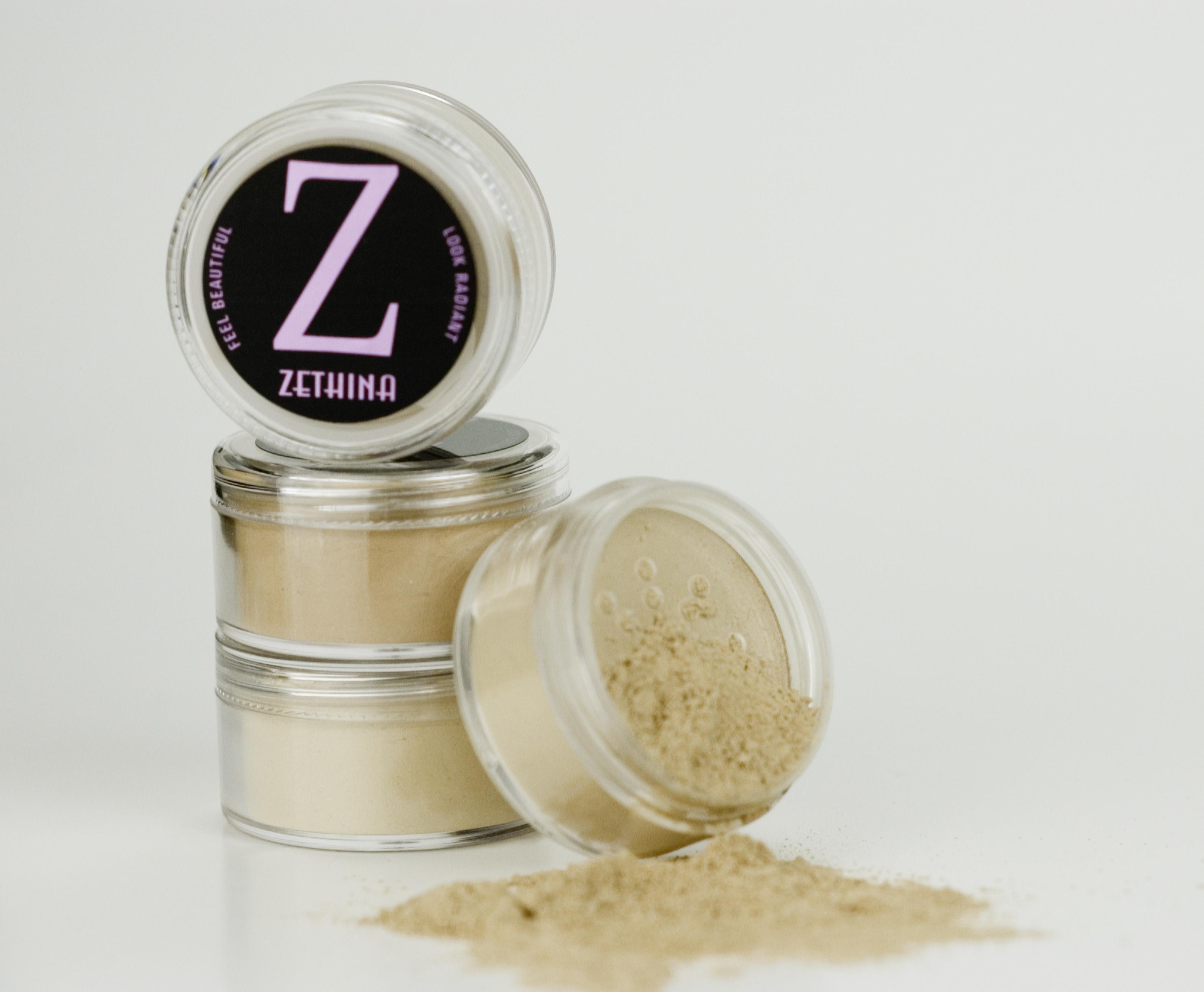 Zethina Mineral Makeup